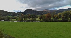 Dee Valley 241019_155427 (Leslie Platt) Tags: exposureadjusted straightened denbighshire llangollenrailway berwyn deevalley