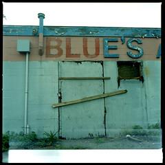 2019-10 H C R03 008 (kccornell) Tags: freetown port rico johnston blues auto parts door hasselblad lafayette louisiana 500c 120 medium format film color kodak portra 400 6x6