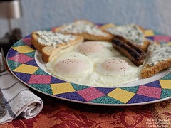 A Day Off Breakfast (Eat With Your Eyez) Tags: breakfast meal eat morning egg eggs fried sausage link links toast homemade ricotta cilantro lime cheese chef homechef cook cooked day off feast delicious beautiful google pixel teampixel team foodporn foodpornography foodplating foodstyling elegant plating styling food foodie
