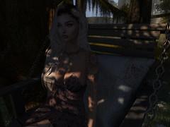 Solitude (ivyisla.sl) Tags: virtualworld virtualphotography virtualmodel virtualworlds avatar secondlife slphotography sl secondlifephotography secondlifestyle slavatar slfashion