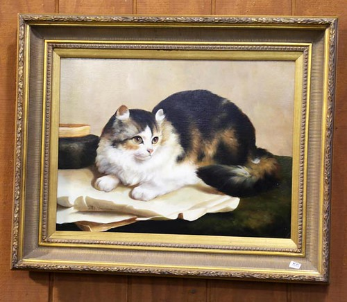 Cat Artwork ($179.20)