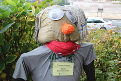 IMG_9868 (Philadelphia Parks & Recreation) Tags: sistercitiespark scarecrows scarecrow reccenterscarecrow hillside rec center