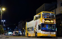 All Done For Another Season (Better Living Through Chemistry37) Tags: route122 18306 wa05mhf dennistrident alexanderdennis alx400 opentopbuses hop122 stagecoach stagecoachdevon stagecoachsouthwest ssw buses torquaystrand