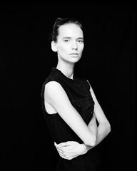 19|10|25 rachel (thodoris markou) Tags: analog film 6x7 mediumformat mamiyarz67 mamiya rz67 portrait fashion model studio ilford delta 100 nophotoshop noritsuhs1800