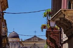 1104 Sicile Juillet 2019 - Palazzolo Acreide (paspog) Tags: palazzoloacreide chiesaparrocchialedisanmichelearcangelo sucile sicilia sicily juli july juillet 2019
