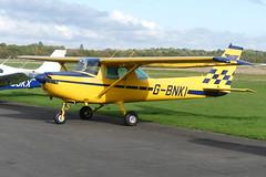 Cessna 152 II G-BNKI (Gavin Livsey) Tags: cessna c152 gbnki turweston