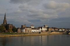 Maastrichter namiddag (Maurits van den Toorn) Tags: maastricht rivier river flusse maas meuse