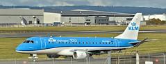 PH-EXM, Belfast City Airport (Albert Bridge) Tags: belfastcityairport klm embraere175