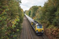 70015, Sutton Park (JH Stokes) Tags: freightliner 70015 class70 suttoncoldfield suttonpark trains trainspotting tracks transport railways photography