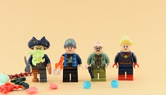 Random minifigs #12 : October updates (Alex THELEGOFAN) Tags: lego legography minifigure minifigures minifig minifigurine minifigs minifigurines movie updates update