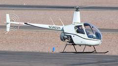 Robinson R22 Beta N346VH (ChrisK48) Tags: kdvt n346vh helicopter phoenixaz robinsonr22beta aircraft 1993 spitzerhelicopterllc dvt phoenixdeervalleyairport