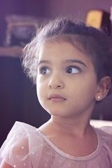 Little princess... (Dans ma nébuleuse) Tags: princess fillette fille enfant children regard yeux lumiere portrait light eyes dress 50mm 100d canon girl 50f18stm