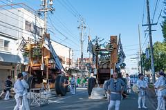 2019年初穂曳-2 (Mio:D) Tags: 神宮 祭り 伊勢市 初穂曳 ise 伊勢神宮 harvest ceremony shinto mie 三重県 hatsuhobiki