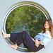 Circle portrait