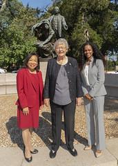 Tuskegee University meeting/tour
