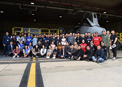 """Members of the U.S. & ROK Air Forces legal teams pose for a group photo during a Friendship Day (#PACOM) Tags: osanairbase 51stfighterwing republicofkorea unitedstatesairforce republicofkoreaairforce judgeadvocategeneral paralegal legalteams friendshipday camaraderie partnerships roksolid """"usindopacificcommand usindopacom"""""""
