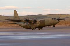 RAF Lockheed C-130J Hercules C4 ZH867 (Jon Hylands) Tags: fatalbert raf royalairforce lockheed c130j hercules zh867 c4 military aviation aerospace aircraft saunton sands devon beach transport training