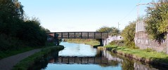 Union Furnance Bridge - New Main Line Canal (radio53) Tags: canal transport blackcountry oldbury thomastelford birmingham b69 tojo dwarf