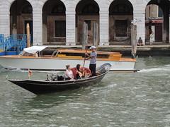 DSCN0242 (bentchristensen14) Tags: italia italy veneto venezia venice ramodragan canal canalgrande gondola gondolier