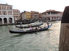 DSCN0240 (bentchristensen14) Tags: italia italy veneto venezia venice ramodragan canal canalgrande gondola gondolier
