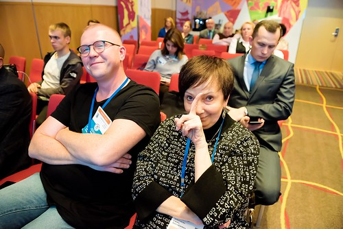Russia St Petersburg Conference