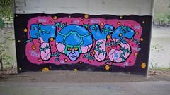 Toy / somewhere - 25 okt 2019 (Ferdinand 'Ferre' Feys) Tags: gent ghent gand belgium belgique belgië streetart artdelarue graffitiart graffiti graff urbanart urbanarte arteurbano ferdinandfeys