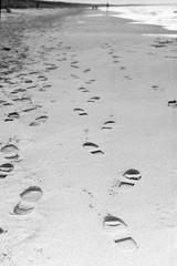Feet (rATRIJS) Tags: canon model 7 canonmodel7 ilford lc29 ilfotec fomapan 200 fomapan200 bw reflecta proscan 10t reflectaproscan10t jupiter8 50mm rangefinder latvia film analog 35mm