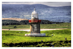 Sligo IR - Oyster Island Lighthouse (Daniel Mennerich) Tags: oysterisland ireland sligo lighthouse canon dslr eos hdr hdri spiegelreflexkamera slr eire irland éire irlande ирландия irlanda