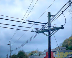 At the Junction (Timothy Valentine) Tags: telegraphtuesday sky lines 1019 pole vacation 2019 berkshires northadams massachusetts unitedstatesofamerica