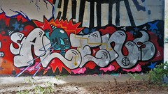 MALF / somewhere - 25 okt 2019 (Ferdinand 'Ferre' Feys) Tags: gent ghent gand belgium belgique belgië streetart artdelarue graffitiart graffiti graff urbanart urbanarte arteurbano ferdinandfeys