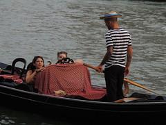 DSCN0245 (bentchristensen14) Tags: italia italy veneto venezia venice ramodragan canal canalgrande gondola gondolier