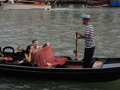 DSCN0244 (bentchristensen14) Tags: italia italy veneto venezia venice ramodragan canal canalgrande gondola gondolier