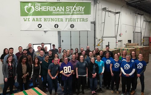 B Corps Packing Event, 10/24/19