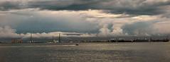 jlvill  240  Techo de nubes sobre la bahia de Cadiz (jlvill) Tags: nubes bahia mar arquitectura panorama nauitico puente 1001nightsthenew