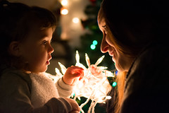 Family Christmas Moment (Alice_McCAnn) Tags: christmas family familytime familydocumentary lights christmaslights documentary child childhood parent mother magical moments precious