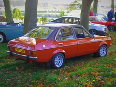 Ford Escort (73) (peter_b2008) Tags: ford escort ghia fbo757v classiccars