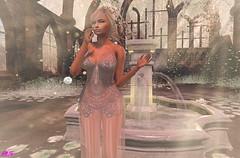 Can We Dance? (alexandra sunny) Tags: insomnia catwa maitreya aviglam elikatira secondlife blog blogger fashion female woman landscape gown sexy