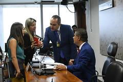 CRESTL - Subcomissão Temporária sobre o favorecimento à Leros (Senado Federal) Tags: crest subcomissã£otemporã¡ria leros reuniã£o planodetrabalho senadornelsinhotradpsdms brasãlia df brasil subcomissãotemporária reunião