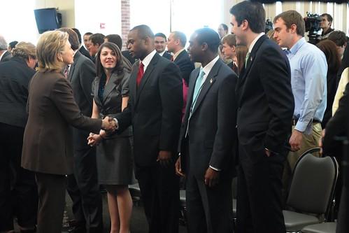 Secretary Clinton
