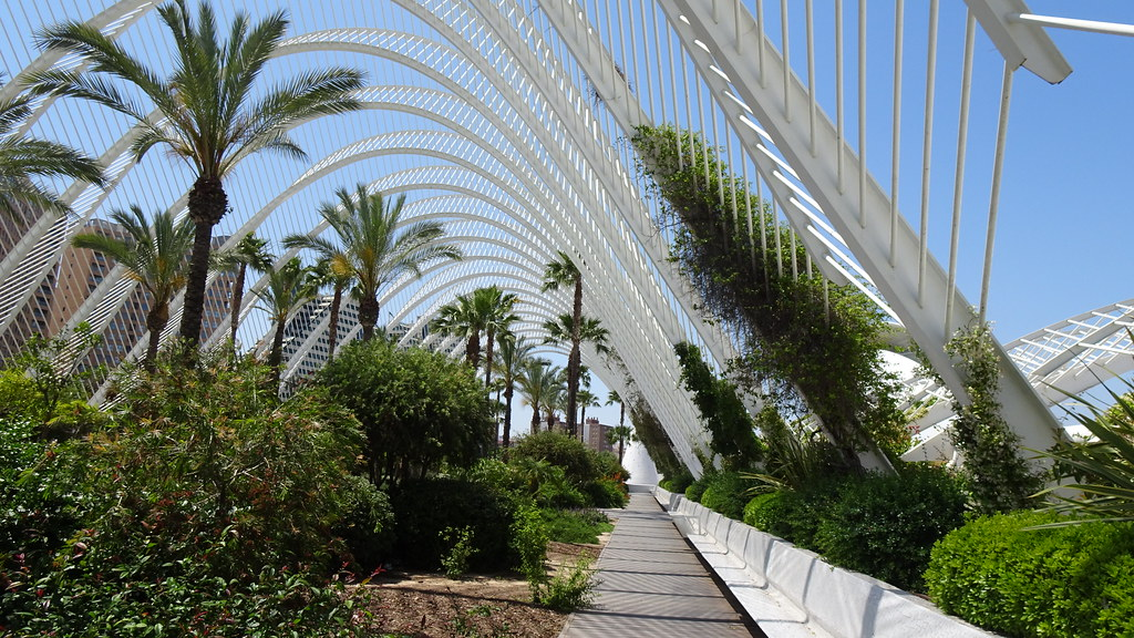 The World S Best Photos Of Umbracle And Valencia Flickr