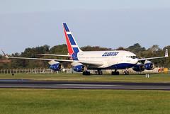 cu-T1250_01 (GH@BHD) Tags: cut1250 ilyushin il96 il96300m ilyushinil96300m cubana dublininternationalairport dub eidw dublinairport dublin aircraft aviation airliner