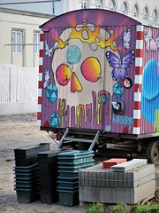 Huascaya / Sint-Baafs - 25 okt 2019 (Ferdinand 'Ferre' Feys) Tags: gent ghent gand belgium belgique belgië streetart artdelarue graffitiart graffiti graff urbanart urbanarte arteurbano ferdinandfeys