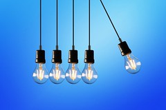 Alternative energy background blue - Credit to https://homegets.com/ (davidstewartgets) Tags: alternative energy background blue bounce bright bulb efficiency electricity saving lamp glass items illuminated insubstantial light magnetic power supply technology