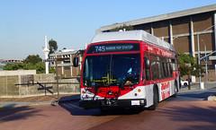 LACMTA 1648_745 Patsaouras Transit Plaza 28-Oct-2019 (jonriley1979@att.net) Tags: lacmtametrorapid los angeles california eldorado el dorado axess brt metro