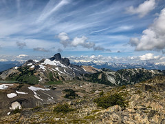 Black Tusk (euansco) Tags: canada garibaldi provincial park snow mountain glacier summer 2019 wild adventure nature whistler mountains hills lake british columbia bc