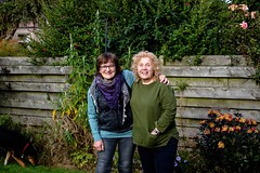 Cathy & Ally (allybeag) Tags: ally cathy inverness