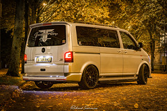 My VW T5.1 (Richard 66) Tags: vw t5 transporter kombi stance coilovers lowered lowlife
