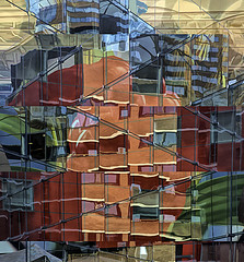 Modern Living (beelzebub2011) Tags: abstract building architecture composite