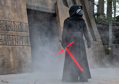Show Me Again, Grandfather, And I Will Finish What You Started ~ Kylo Ren (Karnevil) Tags: northamerica usa us florida fl sunshinestate orlando kissimmee waltdisney waltdisneyworld waltdisneyresort disney disneyworld wdw disneyparks hollywoodstudios starwars galaxyedge blackspireoutpost millenniumfalcon smugglersrun oga'scantina batuu atat allterrainarmoredtransport stormtroopers anakinskywalker darthvader jedi sith force maytheforcebewithyou pointandshoot sony rx100v petekreps kylo ren