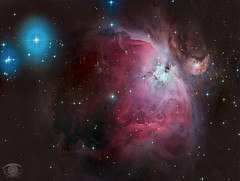 M42 - The Orion Nebula (Dark Arts Astrophotography) Tags: astrophotography astronomy asi1600mc astrophotographyastronomy space sky stars star science night nature natur nebula nightsky ngc orion m42 longexposure lights unspoiledla astrometrydotnet:id=nova3735336 astrometrydotnet:status=solved